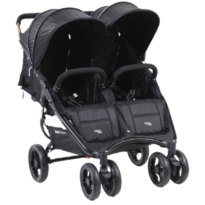 Valco Baby  Valco Kočárek Snap 4 Duo konstrukce černá