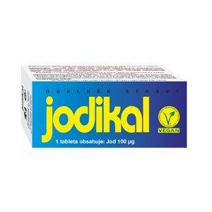 Naturvita Jodikal (Jod) 100μg 80 tablet