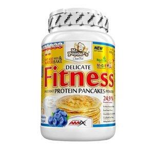Amix Fitness Protein Pancakes, borůvka a jogurt, 800g
