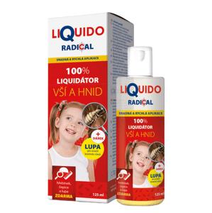LiQuido RADICAL 125ml - exp. 7/2020