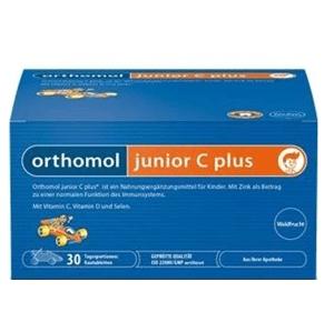 Orthomol junior C plus lesní plody 30ks