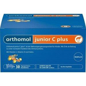 Orthomol junior C plus mandarinka 30ks