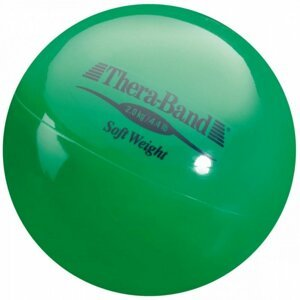 Theraband  Thera-Band Medicinball, zelený, 2kg
