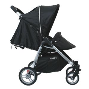 Valco Baby  VALCO Nánožník kojenecký pro Snap 3,4 černá