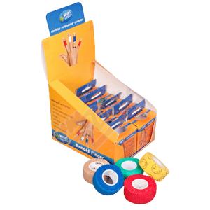 Medic Czech Rychlonáplast elastická karton mix 5-ti barev 10ks