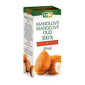 Virde Mandlový olej 100% 50ml