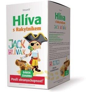 Hlíva JACK HLÍVÁK pro děti 30 tablet