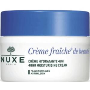 NUXE Creme Fraiche de beauté Hydratační péče 48h pro normální pleť 50ml