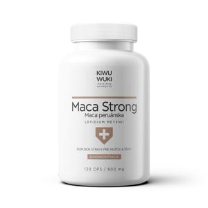 Kiwu Wuki BIO Maca Strong 120 kapslí