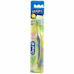 Dětské zubní kartáčky