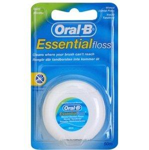 Oral-B EssentialFloss Mint Wax Dentální nit 50m