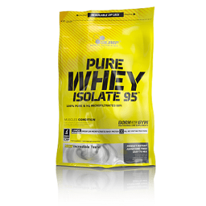 Olimp Whey Protein Isolate 95, Peanut butter 600g