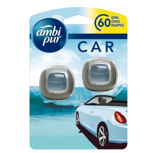 Ambi Pur  AmbiPur Car Jaguar Ocean Mist 2x2ml
