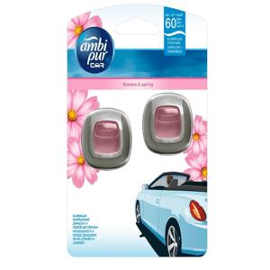 Ambi Pur  AmbiPur Car Jaguar Flowers & Spring 2x2ml