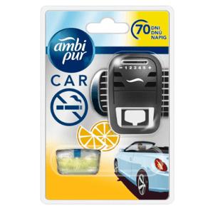 Ambi Pur  AmbiPur Car strojek + Anti-Tobacco 7ml