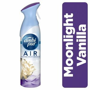 Ambi Pur  AmbiPur Spray Moonlight Vanilla 300ml