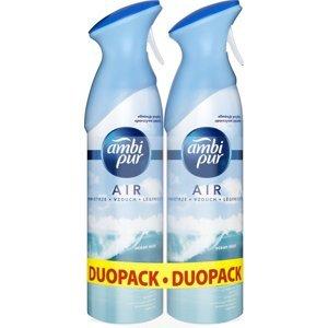 Ambi Pur  AmbiPur Spray Ocean Mist 2 x 300ml