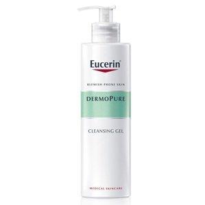 EUCERIN DermoPure Hloubkově čisticí gel 400ml