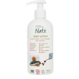 Naty  Dětské ECO tělové mléko 200 ml