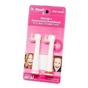 Náhradní hlavice na zubní kartáčky
