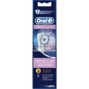 Oral-B EB 60-2 Sensitive Náhradní kartáček 2ks