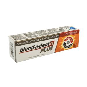 Blend-a-dent fixační krém na zuby PLUS Dual Power 40g