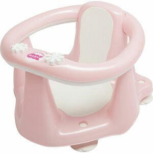 OK Baby  Sedátko do vany Flipper Evolution světle růžová 54