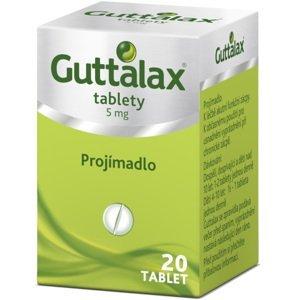 Guttalax® 5mg 20 tablet