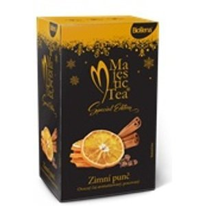 Biogena  Majestic Tea Zimní punč 20x2g