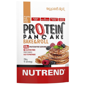 Nutrend Protein Pancake 750g natural