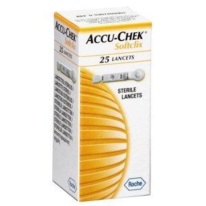 Accu Chek  Accu-Chek Softclix lancety 25 ks