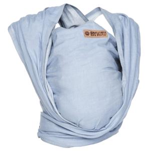 ByKay,šátek WOVEN WRAP DeLuxe,Stonewashed (vel. 6)