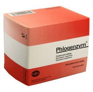 Phlogenzym Magensaftresistente tablety potažené 200ks
