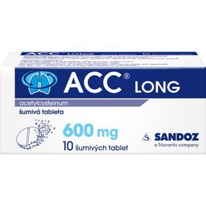ACC® LONG 600 mg 10 tablet