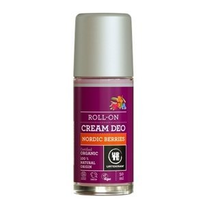 Urtekram Deodorant roll on krémový Nordic Berries BIO 50ml