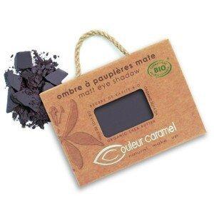Couleur Caramel  Oční stín č.081 - Matt intense brown 2,5 g BIO