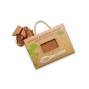 Couleur Caramel  Oční stín č.099 - Pearly coppered nugget, 2,5g BIO