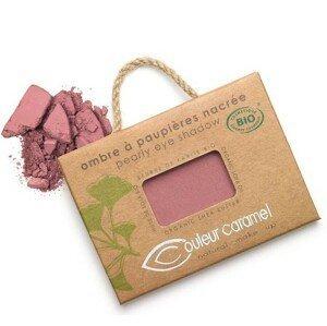 Couleur Caramel  Oční stín č.111 - Pearly bohemia pink 2,5 g BIO