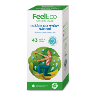 Feel Eco prášek myčka 860g