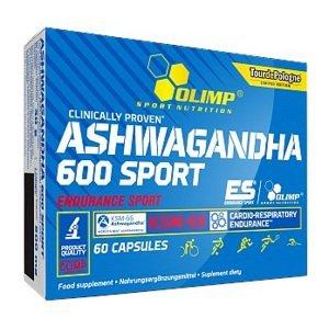 Olimp Ashwagandha 600 sport 60 kapslí