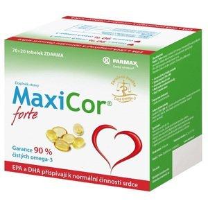 Farmax  MaxiCor forte 70+20 tobolek ZDARMA
