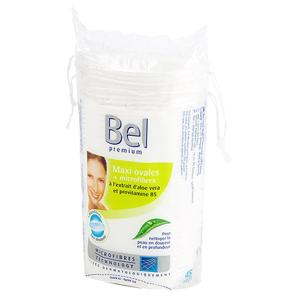 Bel cosmetic  Kosmetické tampóny odličovací BEL Premium oválné 45ks