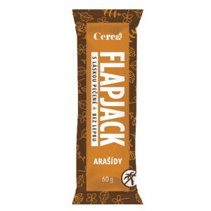 Cerea  Flapjack Arašídy Ovesná tyčinka 60g
