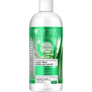 Eveline Cosmetics  Eveline Facemed micelární voda s Aloe vera 400ml
