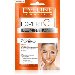 Eveline Cosmetics  Eveline Expert C pleťová maska 3v1 2x5ml