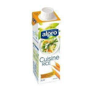 Alpro rýžová alternativa smetany na vaření 250ml