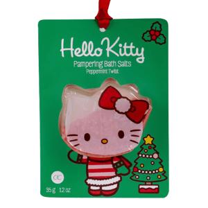 Accentra Hello Kitty koupelová sůl 35g