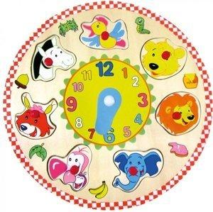 Bino Puzzle hodiny