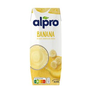 Alpro sójový nápoj s banánovou příchutí 250ml