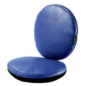 Mima  Sada sedacích polštářků do židličky Moon Royal Blue